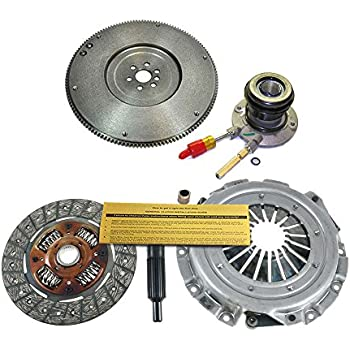 EXEDY CLUTCH KIT+SLAVE+HD FLYWHEEL 96-01 CHEVY S-10 GMC SONOMA 96-00 HOMBRE 2.2L