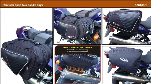 Gears Canada Luggage Touristor Sport Tour Saddlebag by Gears Canada (Image #1)