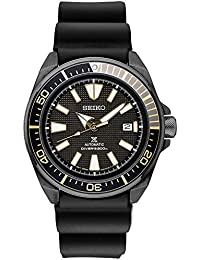 SRPB55 Mens Black Ion Prospex Automatic Dive Watch