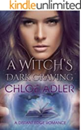 A Witch's Dark Craving: A Paranormal Romance Urban Fantasy (Love on the Edge Book 2)