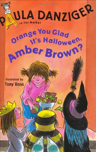 Orange You Glad It's Halloween, Amber Brown by G.P. Putnam's Sons Books for Young Readers
