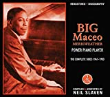 Power Piano Player: the Complete Sides 1941-1950
