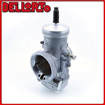 09803 Carburetor Dellorto VHSB 36 Rd 2T AIR Manual Universal