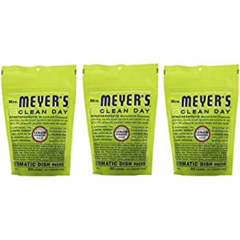 Amazon.com: Mrs. Meyer's Clean Day Dishwasher Detergent