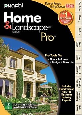 Punch! Home & Landscape Design Pro v17
