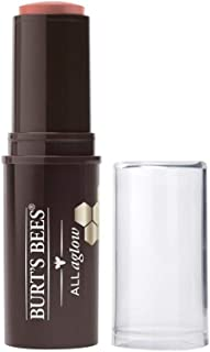 product image for Burt's Bees 100% Natural Origin All Aglow Lip & Cheek Stick, Peach Pond - 1 Tube