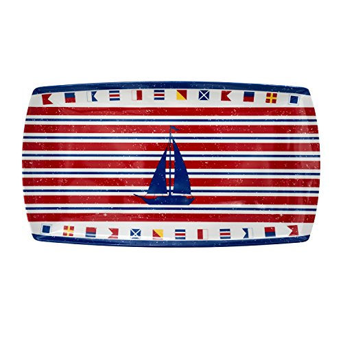 Anchor and Flags 17