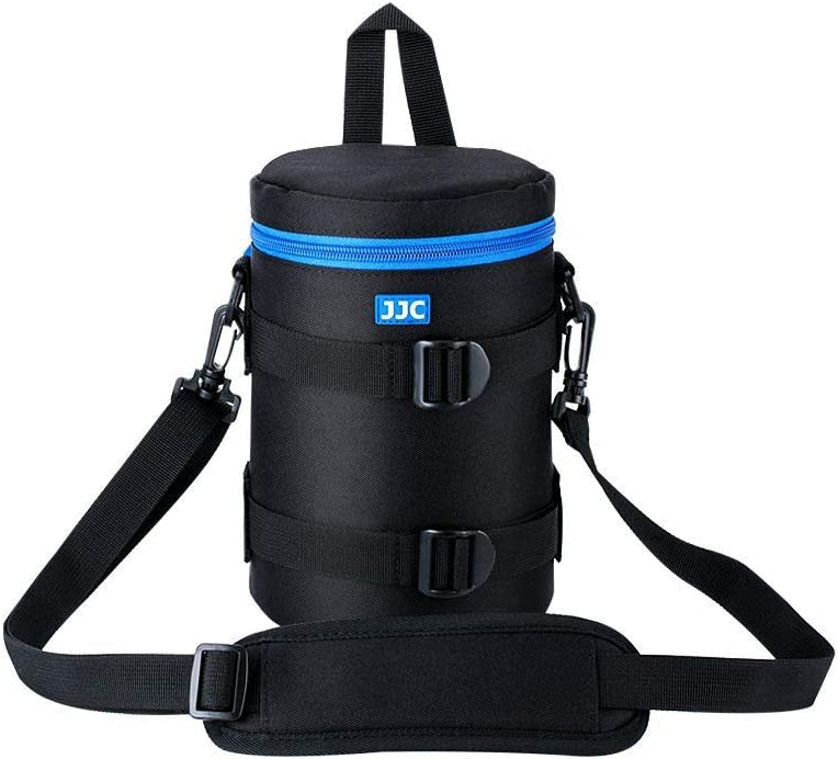Jjc Dlp 5 Objektivtasche 120 X 220 Mm Wasserdicht Kamera
