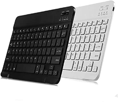 luxtech teclado inalámbrico Bluetooth Mini teclado Bluetooth ...