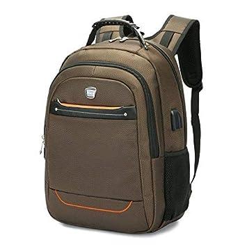 Amazon.com: Mochila para portátil, cargador de puerto USB ...