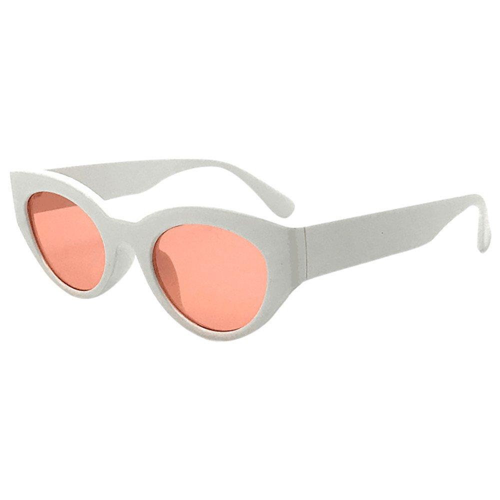 Vintage Clout Goggles Sunglasses Rapper Oval Shades Grunge Fancy Glasses