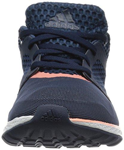 adidas Energy Bounce 2 W, Zapatillas de Running para Mujer Negro / Rojo (Maruni / Maosno / Brisol)
