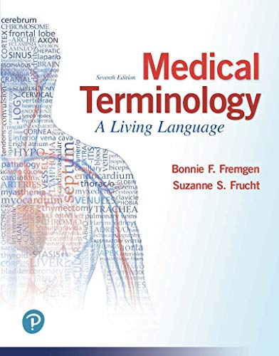 Medical Terminology: A Living Language