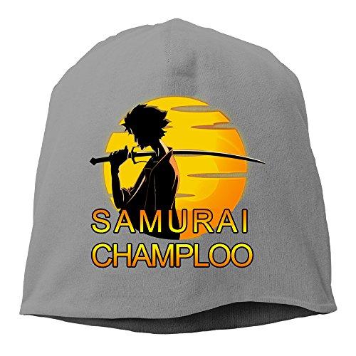 Skull Cap Beanie Samurai Champloo Japanese Anime