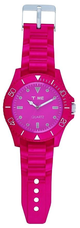 Pendule Horloge Murale A Quartz Design Montre Geante Coloris Rouge