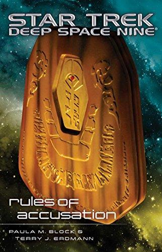 Amazon rules of accusation star trek deep space nine ebook rules of accusation star trek deep space nine by block paula fandeluxe Images