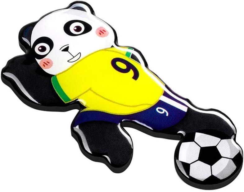 Neubula 7pc Magnet Frigo Aimant Magn/étique Autocollants 3D Panda de Football D/écoration R/éfrig/érateur Autocollant Magn/étique Pour R/éfrig/érateur La Maison Ou Tableau Blanc De Bureau