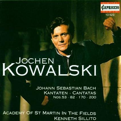 J. S. Bach: Kantaten Cantatas Nos. 53, 82, 170, 200
