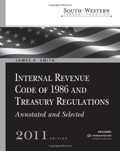 South-Western Federal Taxation: Internal Revenue Code of...