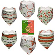 [Sponsored]Koala Little Baby Bandana Drool Bibs for Boys and Girls Super Absorbent and Soft 100%...