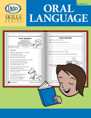 Download Oral Language, Grades 2-3 PDF
