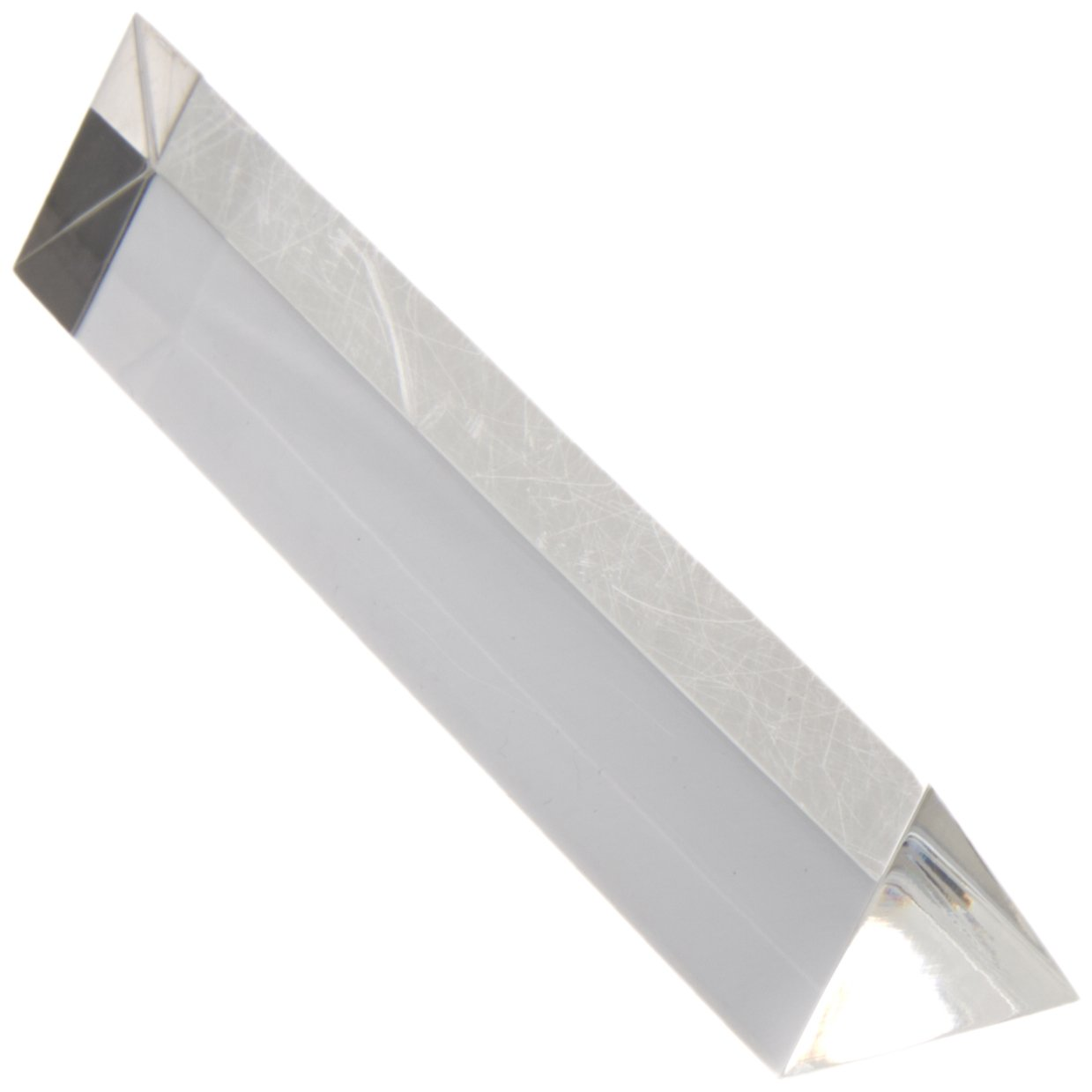 United Scientific PAE150 Acrylic Equilateral Prism, 150mm Length, 25mm Face Size