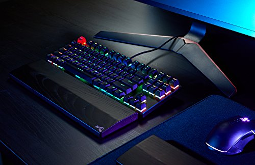 Glorious Modular Mechanical Gaming Keyboard - Full Size (104 Key) - RGB LED Backlit, Brown Switches, Hot Swap Switches (Black)(GMMK-BRN) by Glorious PC Gaming Race (Image #5)