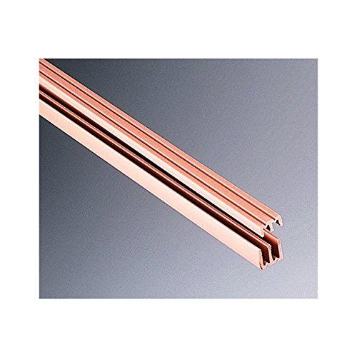 aluminum track for plexiglass