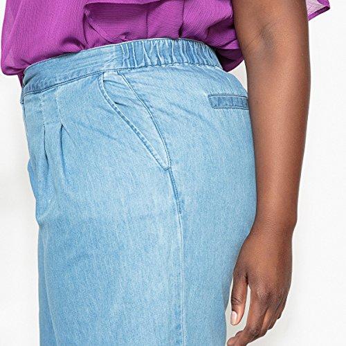 Blu Jeans Castaluna Larghi Stone Donna fwaBqTU