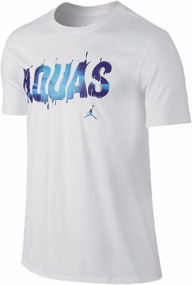 Nike Air Jordan 8 Retro (Aqua) Camiseta
