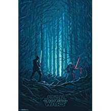 Star Wars The Force Awakens Standoff Movie Poster 24x36
