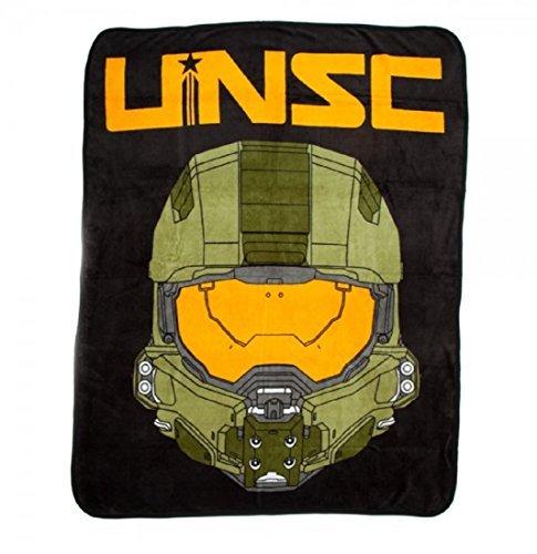 halo game blanket - 5