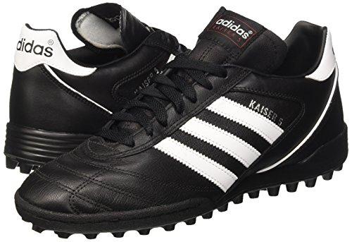 Da Uomo Adidas Nero Team 5 Kaiser Calcio Scarpe xpqH4Wp