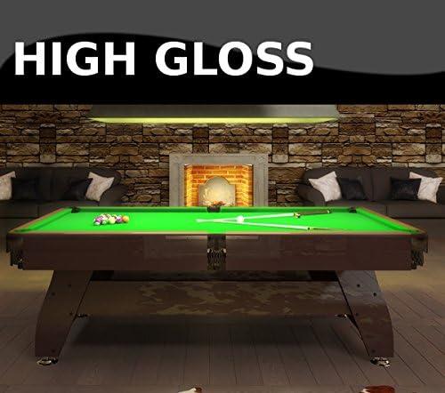 Radley mesa de billar 6 ft Vintage de alta brillante + opciones ...