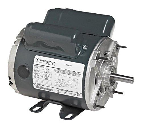 Marathon 5KC35GNA488 Instant Reversing Motor, 1 Phase, Op...