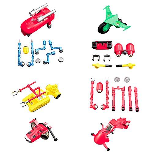 合体マシンセット 限定カラー版 「電人ザボーガー」 ダイナマイトアクション Limitedの商品画像