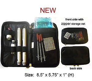 Diabetic/Medication Travel Cooler Case- For Insulin Pen, Syringes & Medications- 8 oz ice pack(NEW)