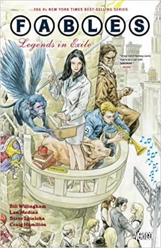 Image result for fables vol 1