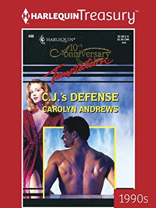 book cover of C.J.\'s Defence