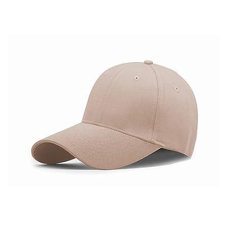 Ydxnbgcjm Gorras de béisbol al Aire Libre Sombreros y Gorras de protección Solar Plegable fácil de