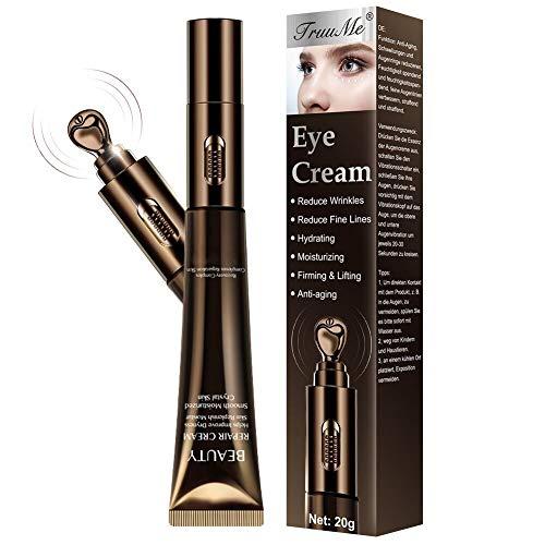 51vw2v8UIGL - Anti-Aging Eye Cream, Eye Treatment Cream, Eye Firming Cream, for Moisturizing Firming Eye Skin, Reduces Eye Bags, Dark Circles, Puffiness, Crow's Feet, Fine Lines