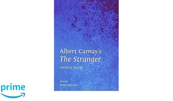 stranger essay