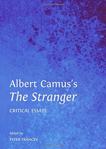 Download Albert Camus's The Stranger: Critical Essays pdf epub