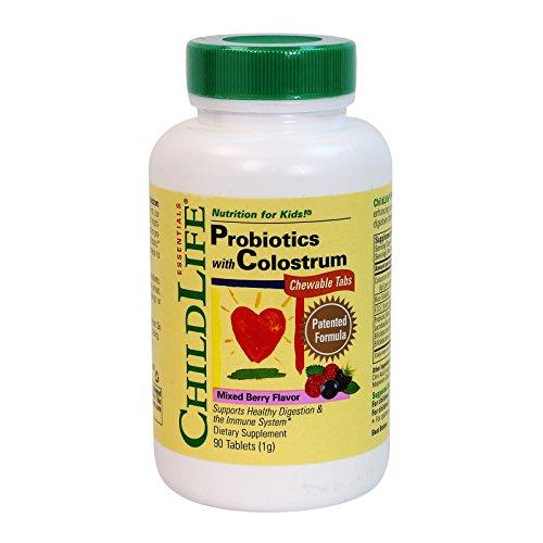 ChildLife Essentials Probiotics with Colostrum - 90 ct