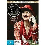 Miss Fisher's Murder Mysteries - Series 3 Volume 2 DVD (2 Discs) (Region 4, Pal, Aus Import) NON US STANDARD
