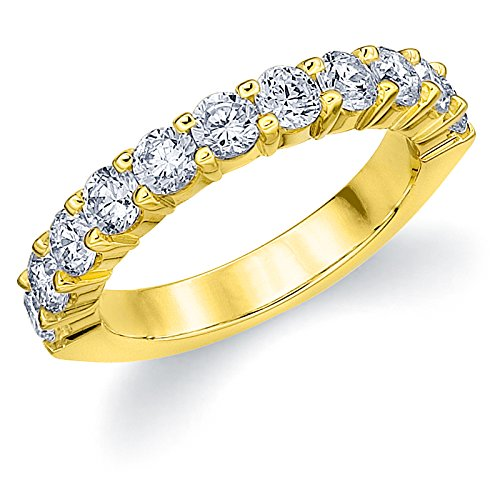1.50 CTTW Destiny Lab Grown Diamond Wedding Ring in for sale  Delivered anywhere in USA