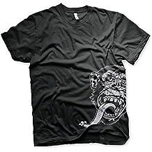 Officially Licensed Merchandise Gas Monkey Sidekick T-Shirt (Black)