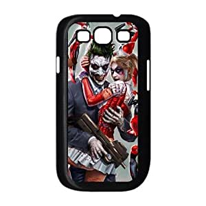 Brand New Phone Case for Samsung Galaxy S3 I9300 with diy Harley Quinn