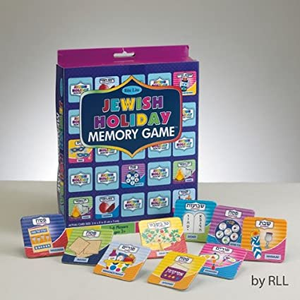 Jewish toys and games are not