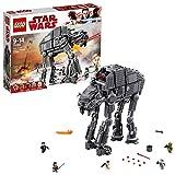 Lego 75189 Star Wars The Last Jedi First Order Heavy Assault Walker Toy